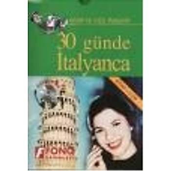 30 Günde Ýtalyanca (Kitap+3 CD)  Fono Açýköðr.Kur. Yayýnlarý