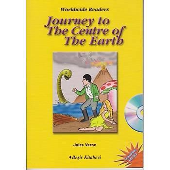 Level-6: Journey to the Centre of the World (Audio CD'li) Jules Verne Beþir Kitabevi