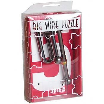 Eureka Big Wire 3D Puzzle #5