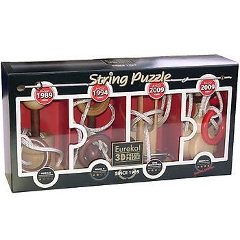 Eureka 4 Jubilee String 3D Puzzle