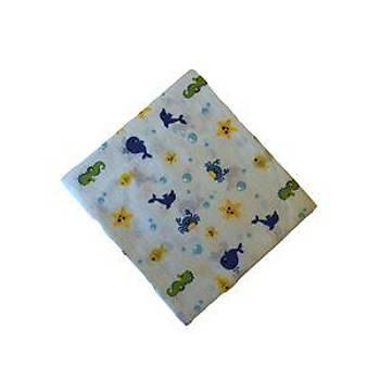Sema Baby Pazen Battaniye (80 cm X 80 cm) - Mavi 8682476853100