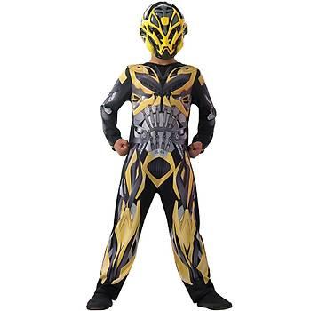 Transformers 4 Bumblebee Çocuk Kostümü 5-6 Yaþ