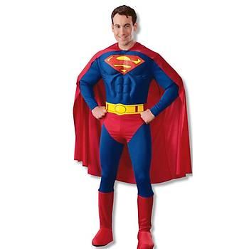Rubies Superman Yetiþkin Kostüm Medium