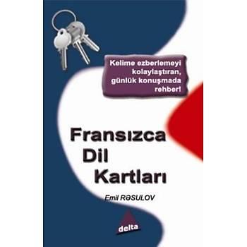 Fransýzca Dil Kartlarý Emil Resulov Delta Kültür Kitap