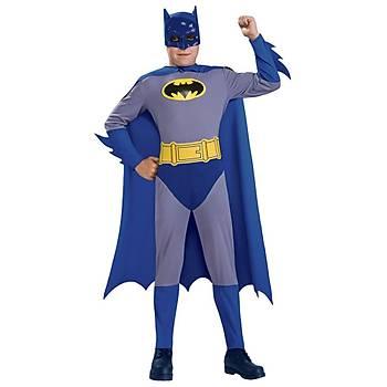 Batman Çocuk Kostüm 12-14 Yaþ