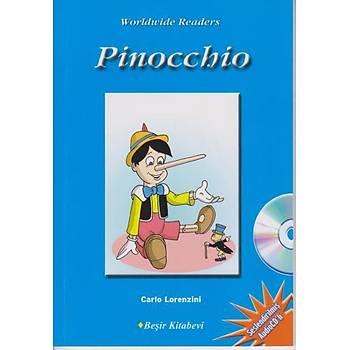 Level-1: Pinocchio (Audio CD'li) Carlo Lorenzini Beþir Kitabevi