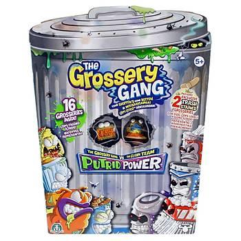 Trash Pack Çöps Çetesi Grossery Gang Mega Paket Model 4