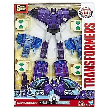 Transformers Combiner Force Galvatronus Figür Seti