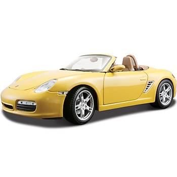 Maisto Porsche Boxster S 911 1:18 Model ArabaS/E Sarý