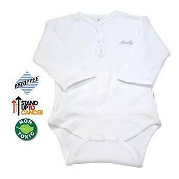 Sema Baby Uzun Kol Kaþkorse Badi (Body) - Beyaz
