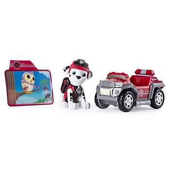 Paw Patrol Marshall Rescue Rover Özel Görev Aracý
