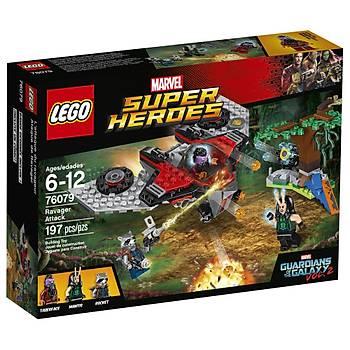 Lego Super Heroes Yaðmacý Saldýrýsý 76079