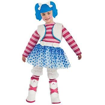 Lalaloopsy M.F.S. Çocuk Kostüm 3-4 Yaþ