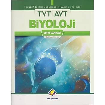 Final TYT AYT Biyoloji Soru Bankasý-YENÝ Ömer Munzuroðlu Final Yayýnlarý