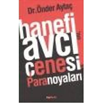 Hanefi Avcý'nýn Çenesi ve Paranoyalarý Önder Aytaç Popüler Kitaplar