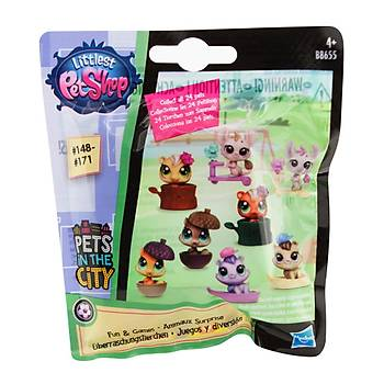 Littlest Pet Shop Miniþ Sürpriz Paket A8240