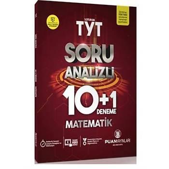Puan Yayýnlarý TYT Matematik Soru Analizli 10 Artý 1 Deneme-YENÝ Puan Akademi Komisyon Puan Yayýnlarý