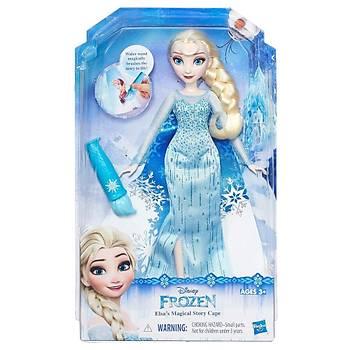 Disney Frozen Sihirli Elbisesi Elsa Bebek
