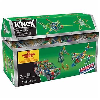 K'Nex 70 Farklý Model Building Set Knex 13419