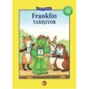 Ýlk Kitaplarým Serisi: Franklin Yarýþýyor Sharon Jennings Beyaz Balina Yayýnlarý