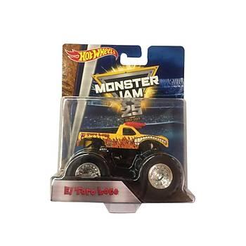 Hot Wheels Monster El Toro Loco 1:64 Oyuncak Araba