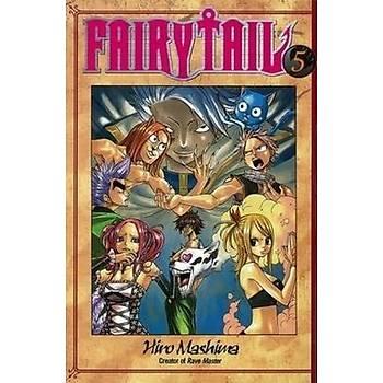 Fairy Tail 5 Hiro Maþima  Gerekli Þeyler