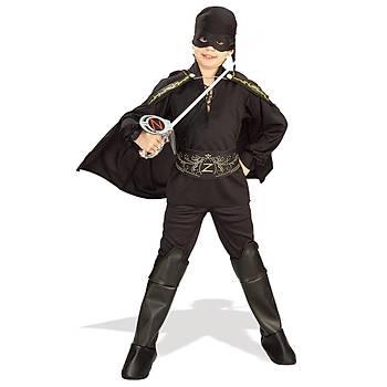 Zorro Çocuk Kostüm 12-14 Yaþ