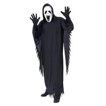 Hayalet Yetiþkin Kostüm Lüks