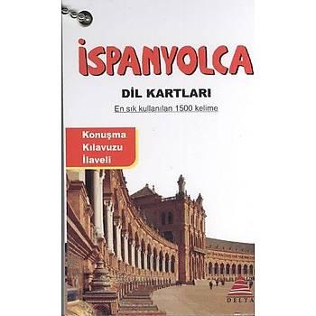 Ýspanyolca Dil Kartlarý  Delta Kültür Kitap