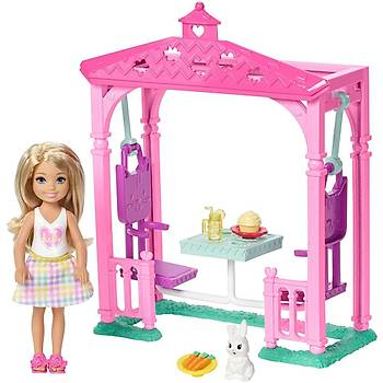 Barbie Chelsea Piknikte Oyun Seti FDB34