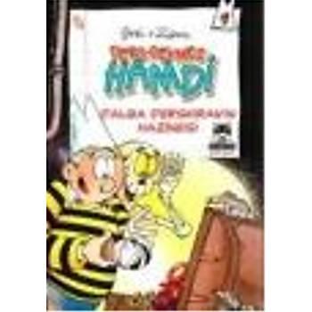 Ders Sevmez Hamdi-1: Dalga Derskýran'ýn Hazinesi (Cep Boy) Godi+Zidrou Marsýk Yayýncýlýk