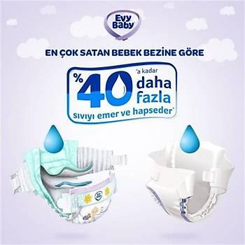Evy Baby 6 Beden Ultra Fýrsat Paketi 102 Adet