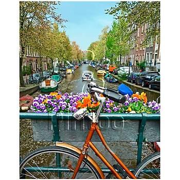 Pintoo 500 Parça Puzzle Amsterdam