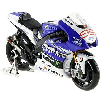 Maisto 2013 Yamaha Racing Model Motorsiklet 1:18