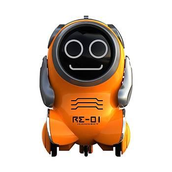 Silverlit Pokibot Robot Turuncu