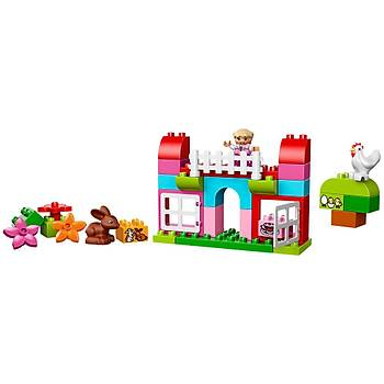 Lego Duplo All in One Pink Box of Fun 10571