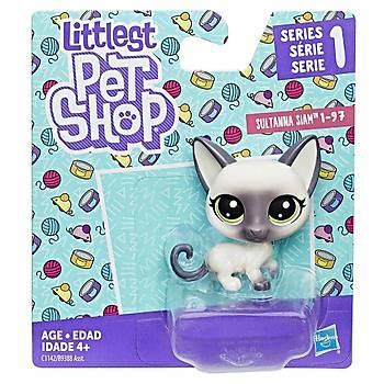 Pet Shop Miniþler Tekli Miniþ Sultanna Siam