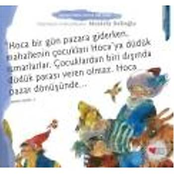 Nasreddin Hoca Bir Gün-3 Mustafa Delioðlu Can Sanat Yayýnlarý