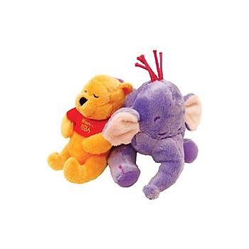 Pooh ve Lumpy Peluþ Oyuncak