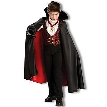 Vampir Çocuk Kostümü Lüks 4-6 Yaþ