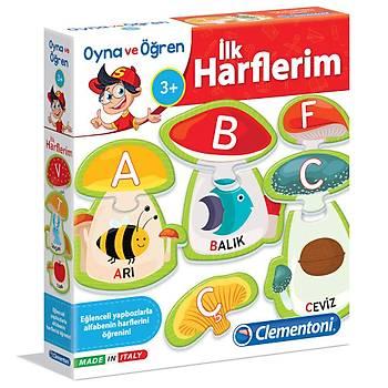 Clementoni Oyna ve Öðren Ýlk Harflerim