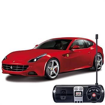 Maisto Tech 1:24 Ferrari FF Rc U/K Araba Kýrmýzý