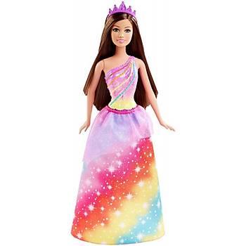 Barbie Sihirli Dönüþen Prensesler DHM52