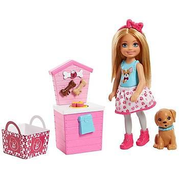 Barbie Chelsea Mutfakta Oyun Seti FHP67