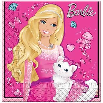 Barbie Sparkle Peçete 20'li