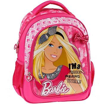 Barbie Okul Sýrt Çantasý Model 1