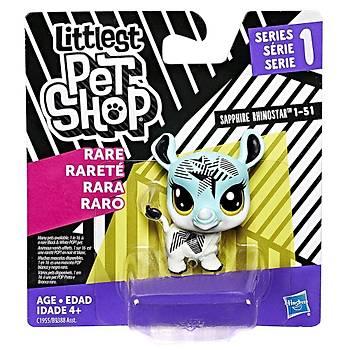 Pet Shop Miniþler Tekli Miniþ Sappiýre Rhinostar