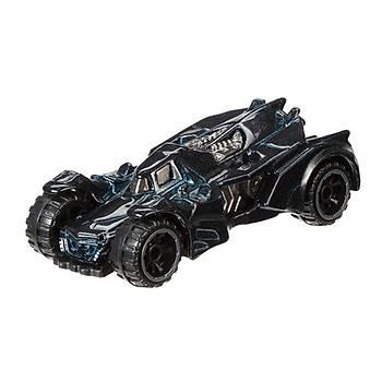 Hot Wheels Batman Özel Seri Arkham Knight Batmobile Oyuncak Araba