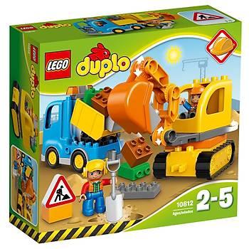 Lego Duplo Truck & Excavator 10812