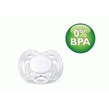 Avent 0% BPA Free Flow Yalancý Emzik 6-18 ay - Renkli TEKLÝ